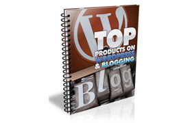 Top Products On WordPress and Blogging
