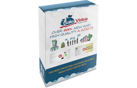 Sales Video Assets Pack