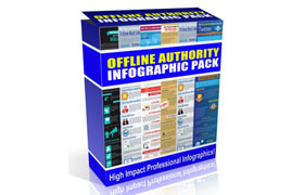 Offline Authority Infographic Pack