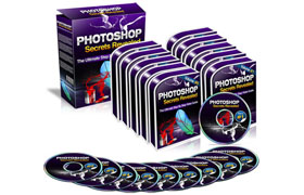 Photoshop Secrets Revealed Video Tutorial Course