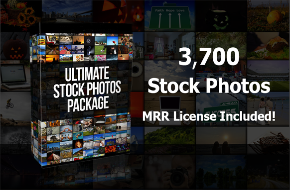 Ultimate Stock Photos Package