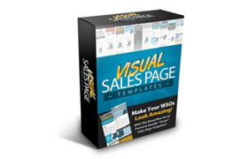 Visual Sales Page Templates