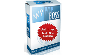 WP Pop Boss Plugin