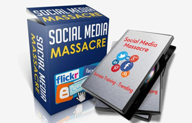 Social Media Massacre Success Training Complete Video Series