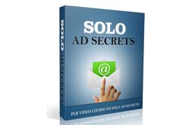 Solo Ad Secrets