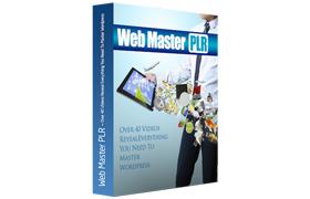 Web Master PLR