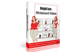 Weight Loss Whiteboard Videos