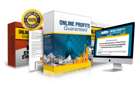 Online Profits Guaranteed