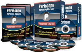 Periscope Marketing Mastery Advance Edition
