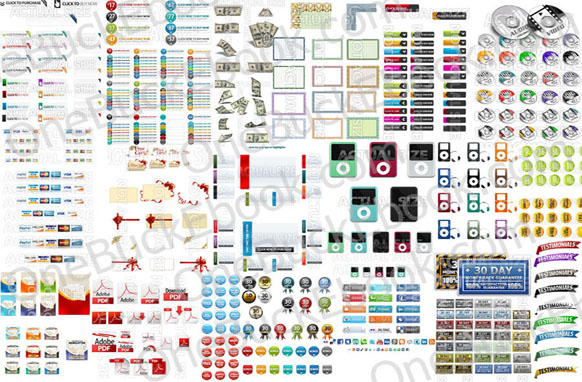 1009 Minisite Graphics Pack