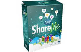 WP Share Me Plugin