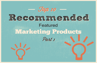 Top 10 Recommended Featured Marketing Products Part 1