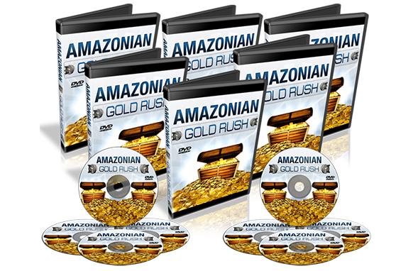 Amazonian Gold Rush