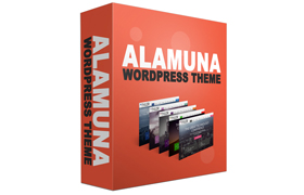 Alamuna WordPress Theme