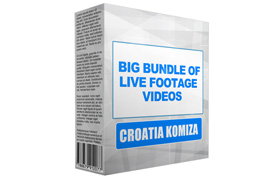 Big Bundle Of Live Footage Videos – Croatia Komiza