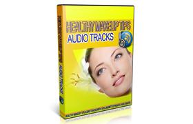 Healthy Makeup Tips Audio Tracks