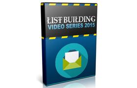 List Building Video Series
