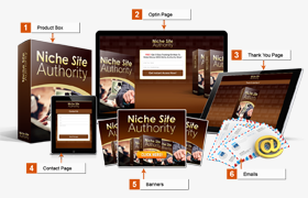 Niche Site Authority