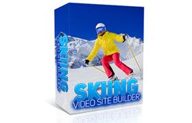 Skiing Video Site Builder