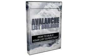 Avalanche List Building
