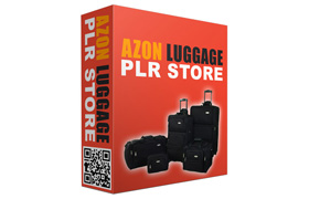 Azon Luggage PLR Store