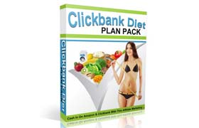 Clickbank Diet Plan Pack