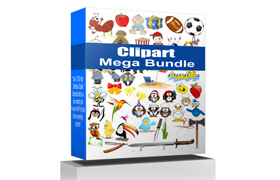 Clipart Mega Bundle