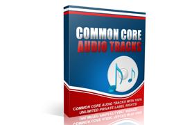 Common Core Audio Tracks