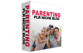 Parenting PLR Niche Blog