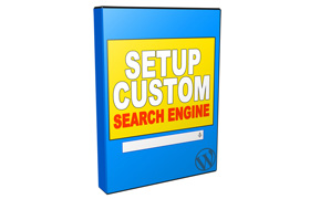 Setup Custom Search Engine