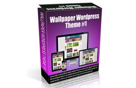 Wallpaper WordPress Theme 1