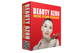 Beauty Azon Niche Store Package