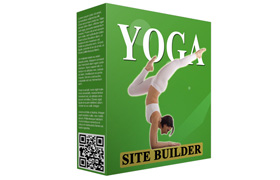 Yoga Site Builder
