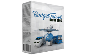 Budget Travel Niche Blog