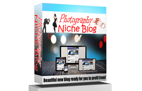 Photography Niche Blog