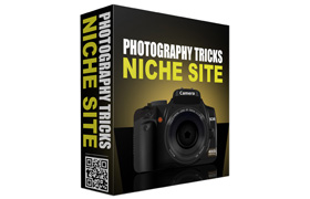 Photography Tricks Niche Site