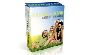 Green Living Audio Tracks