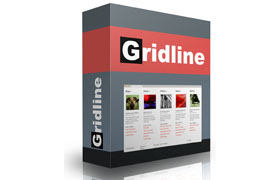 Gridline Wordpress Theme