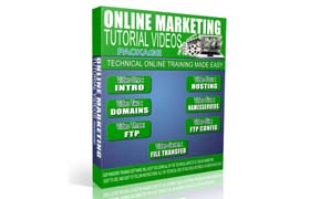 Online Marketing Tutorial Videos