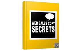 Web Sales Copy Secrets