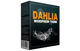 Dahlia Wordpress Theme