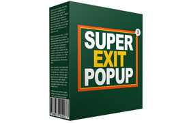 Super Exit Popup