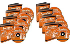 Surefire Product Launchpad