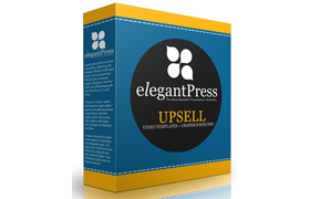 Elegant Press Upsell