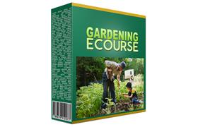 Gardening Ecourse