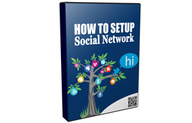 How To Setup Social Network