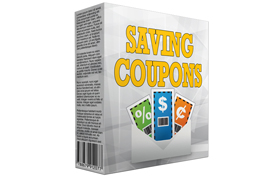 Saving Coupons Software