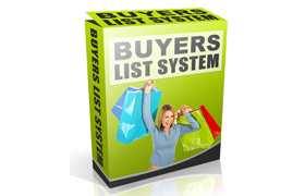 Buyer List System