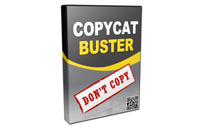 Copy Cat Buster