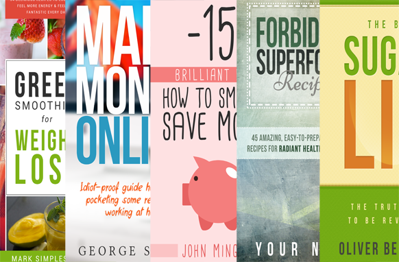 Ecover Maniac - 585 Ebook Cover Templates